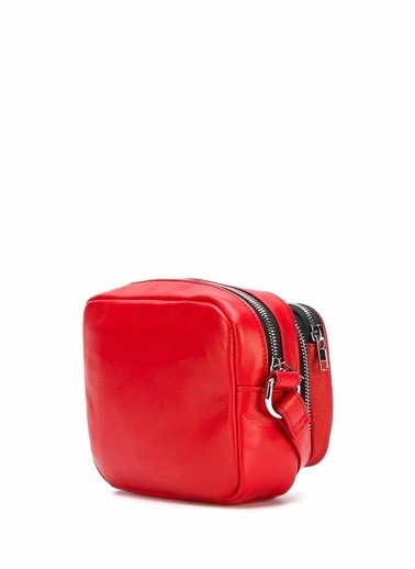 McQ Alexander McQueen Çanta Kırmızı